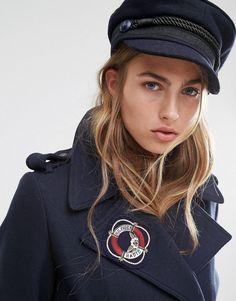 Тренд: бретонская кепка. Ваш новый модный аксессуар 7