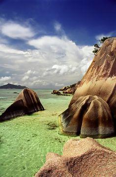 ✯ Anse Source D'Argent, La Digue, Seychelles, Indian Ocean