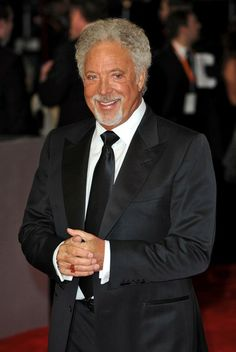 Tom Jones - The 2012 BAFTA Awards