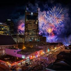 nashville 4th of july parties