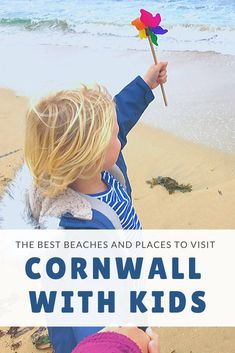 Our top 50 things to do in Cornwall with kids from the best beaches to the can't miss attractions and plenty of quirky, unusual ideas you won't find in the guide books. We have listed lots of rainy day suggestions too. If you're planning a trip to England Things To Do In Cornwall, Places In Cornwall, Cornwall Beaches, Scotland Travel, Ireland Travel, Travel With Kids, Family Travel, Europe Travel Guide, Travel Plan