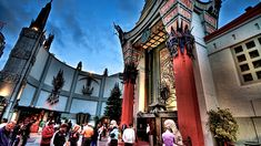 TCL Chinese Theatre ~ Discover Hollywood Car Free