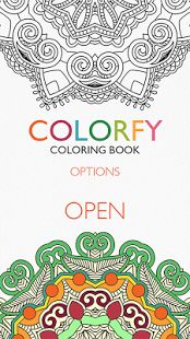 recolor. Free colouring app | colouring done through the Colorfy ...