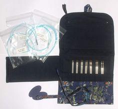 HiyaHiya Sharp Magic Trousse pour Aiguilles circulaires