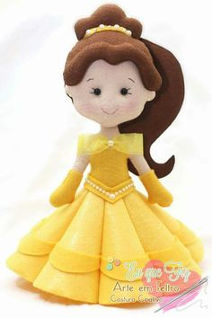 Disney Princesses - Belle 1