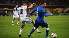Germany hit back twice to foil Italy in Paderborn