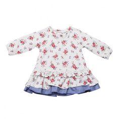 Bebe Indie Ruffle Dress | Bebe by Minihaha Baby Clothing Discounted