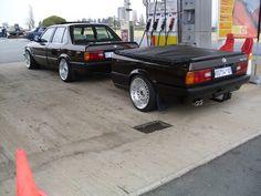 BMW e30 325i & a Half.