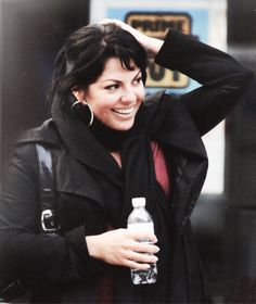 SaRa looks perfection no matter what she's doing.