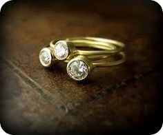 Interesting ring designs.