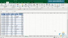Learn in detail about handling pivot table source data
