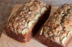Ultimate Banana Bread (using the Cooks Illustrated recipe) @Barbara Bakes {Barbara Schieving}