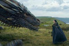 Jon and Drogon