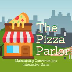 Boom Cards - Pizza Parlor: Interactive Game