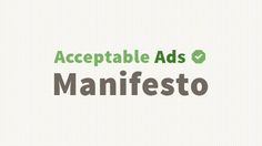 Petition · Make the Internet a better place for everyone – by getting rid of obnoxious ads. Think ads could be better? Then join us! · Change.org