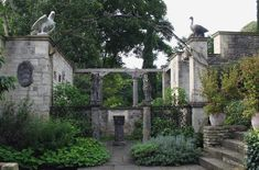 The Peto Garden at Iford Manor - Bath UK Tourism ...
