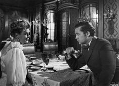 Dolores Costello and Tim Holt in The Magnificent Ambersons (Orson Welles, 1942)