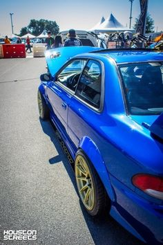Gc8 flared out