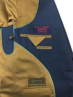 Пиджак внутреняя часть