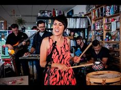 September 22, 2015 by FELIX CONTRERAS Much has happened for Gina Chavez since I first saw her at an unofficial SXSW showcase about five years ago: two albums...