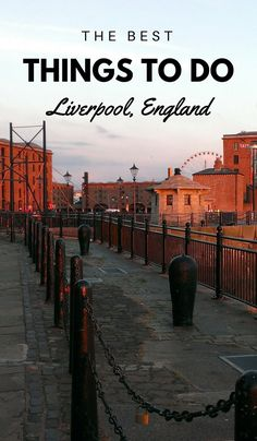Things To Do In Liverpool, England: Local Student Shares Top Picks Liverpool City, Liverpool England, Liverpool Soccer, Liverpool History, Beatles, Backpacking Europe, Travel Europe, Travel 2017, European Travel