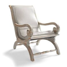Augusto Chair and Ottoman