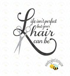 hair SVG DXF EPS cut file hairdresser svg beauty svg wall