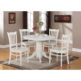 Found it at Wayfair - Shelton 5 Piece Dining Set
