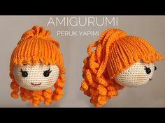 Crochet Dolls Free Patterns, Amigurumi Patterns, Amigurumi Doll, Free Crochet, Crochet Hats, Crochet Easter, Crochet Doll Tutorial, Knitted Dolls, Single Crochet