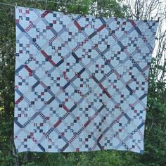 Lattice and Chains Quilt « Moda Bake Shop
