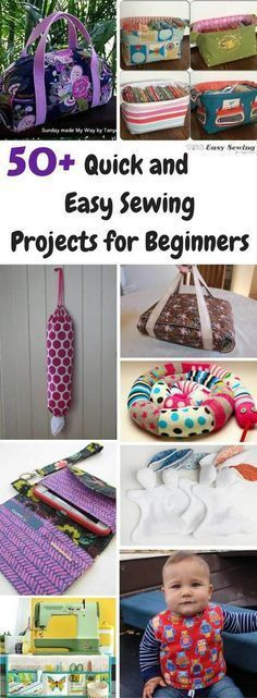 50 free quick and easy sewing projects for beginners