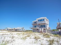VRBO.com #675711 - Newly Built- 30a Peace of Paradise-Gulf Front