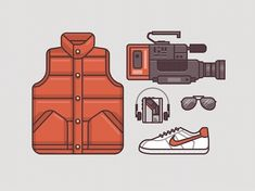 Illustrations of Famous Movie Costumes