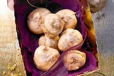 Schoko-Busserl Gnocchi, Muffin, Potatoes, Breakfast, Food, Sheet Cakes, Vegetarian, Morning Coffee, Potato