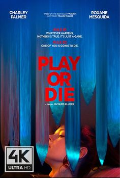 Play Or Die Lucas and Chloe, two passionate gamers, decide to participate to Paranoia, a very exclusive escape game. Watch Trailer & Find Out More! Top Movies, Movies To Watch, Imdb Movies, Movies Free, Movies 2019, Tv Series Online, Movies Online, Hits Movie, Movie Tv