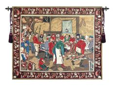 Wedding Feast Tapestry