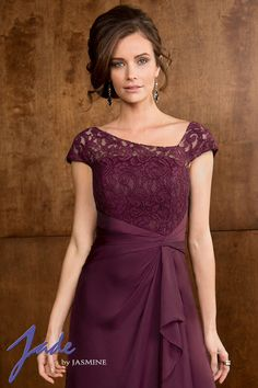 Our Favorite MOB Trend: Ruched Bodices