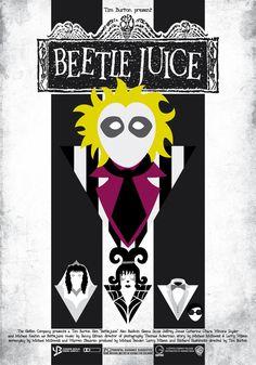 Beetlejuice, Tim Burton