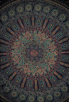 Mandala cloth