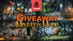 I've entered a giveaway to win Heaven's Hope. Wish me luck and try to win as well! :-)