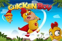 MrAppson - Chicken Boy