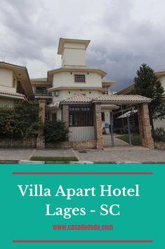 O Villa Apart Hotel, em Lages, é um lugar bem bacana, confortável e com um custo benefício muito bom. Se estiver pensando em visitar a cidade essa é uma ótima opção para ficar bem acomodado. #hospedagem #santacatarina