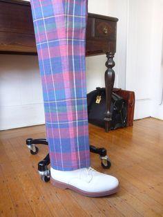 Brooks Madras Pants
