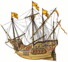 1500-1600 Galeòn