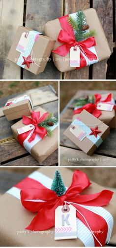 Holly Jolly Packaging | Patricia Kumfer