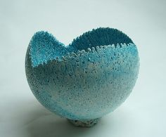 Ceramics by Barry Guppy - Triple Centred Bowls
