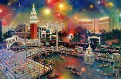 Grand View (Las Vegas) by Alexander Chen