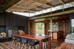 herbst architects castle rock house new zealand designboom