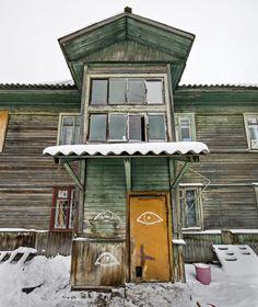 Kuvia Viipurista: Suomi rakensi, Venäjä jätti remontoimatta – Moni asuu asuinkelvottomassa talossa
