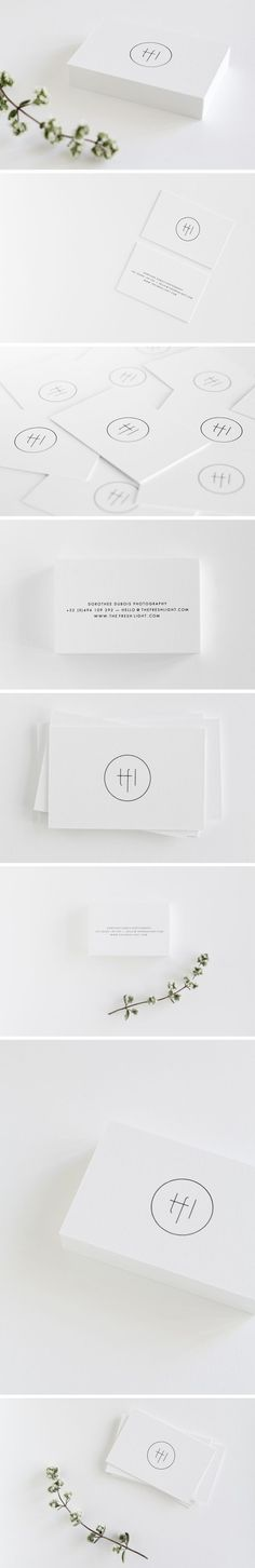 Logo and graphic identity for THE FRESH LIGHT by Studio Posen